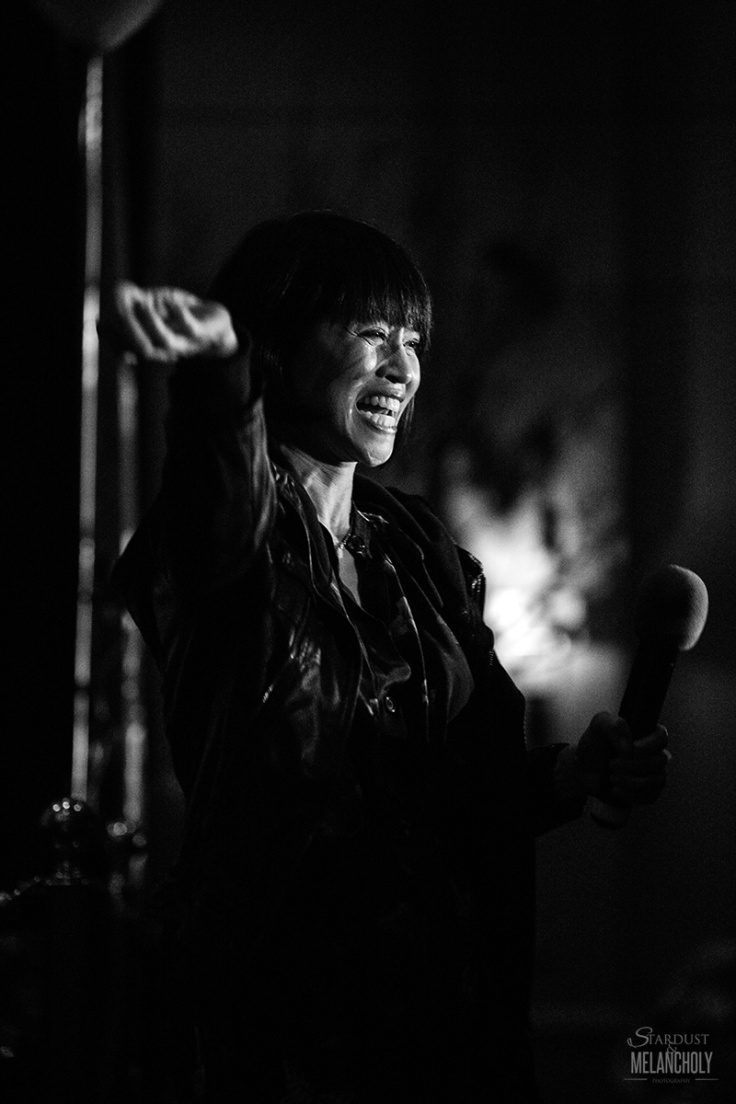 Lauren Tom, Karaoke BurCon 2014