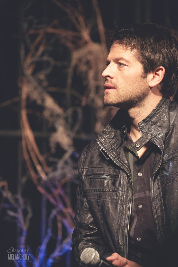 Misha Collins, SinCon 2014