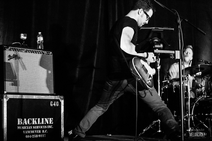 Billy Moran, Cabaret VanCon 2014