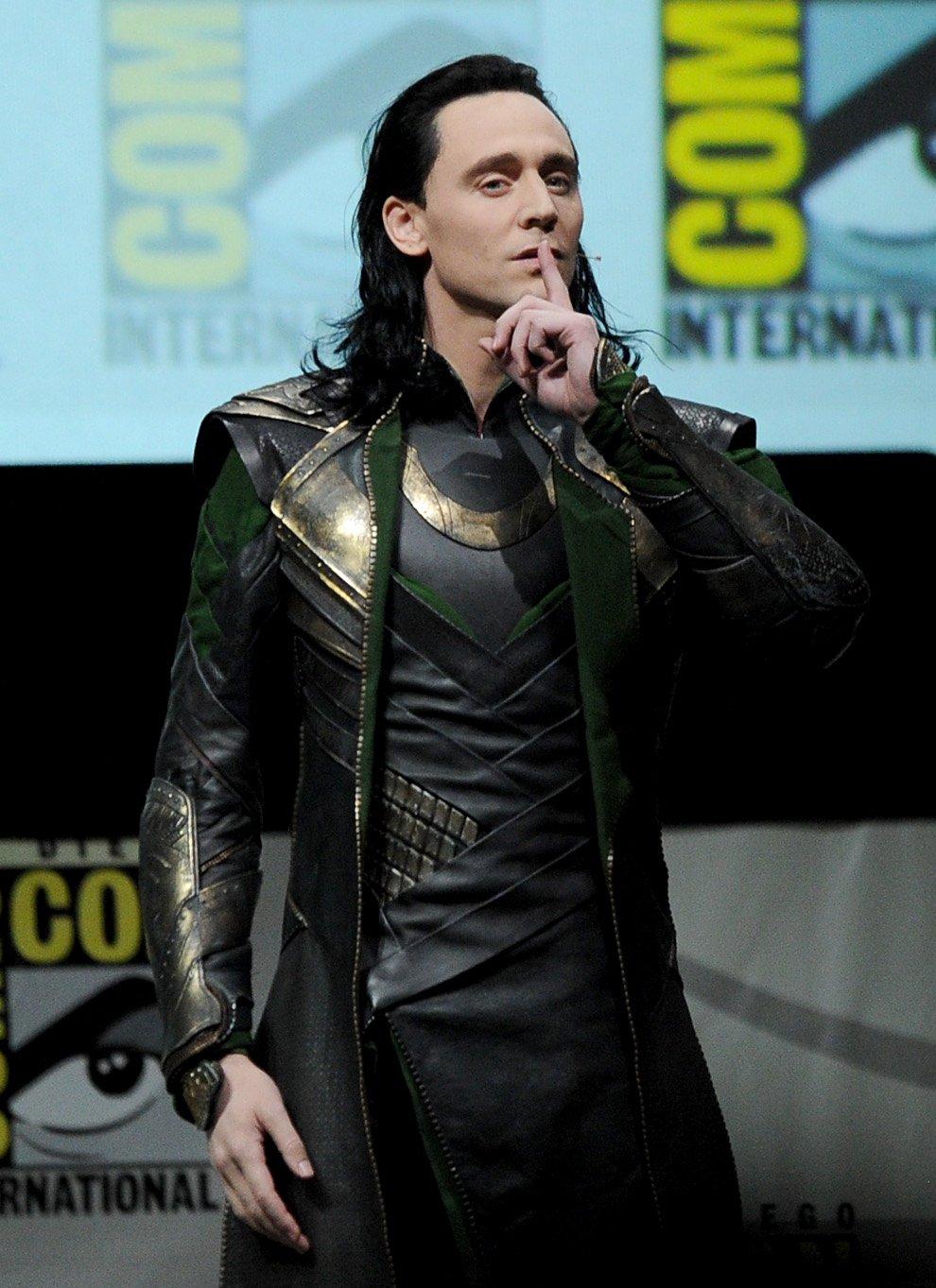Loki // Osric Chau Cosplay Photoshoot #3 | Stardust ...