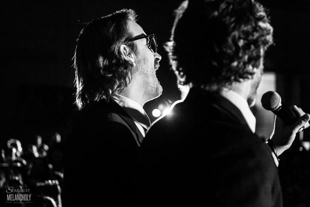 Richard Speight Jr and Rob Benedict, Karaoke PasCon 2015