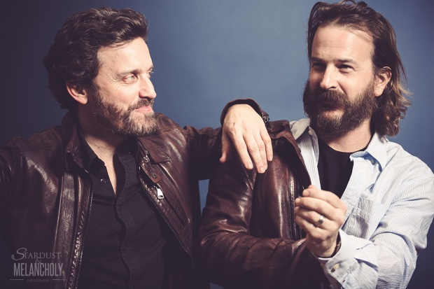 Rob Benedict and Richard Speight Jr, Seattle 2016
